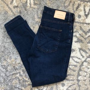 Everlane Authentic Mid Rise Stretch